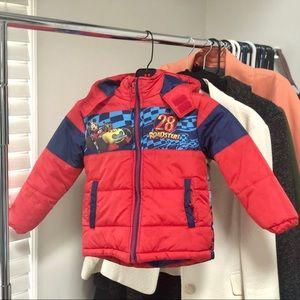 Disney   Mickey & The Roadsters Winter Jacket